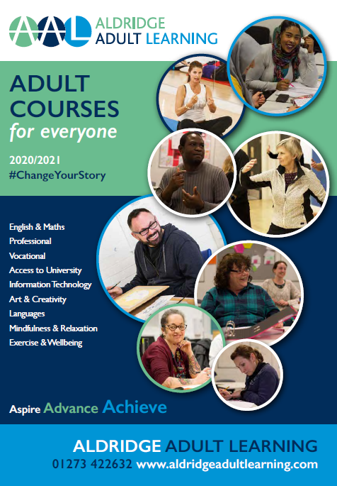 Aldridge Audlt Learning Prospectus